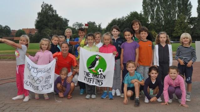 Duurzaam sportkamp met The Green Puffins