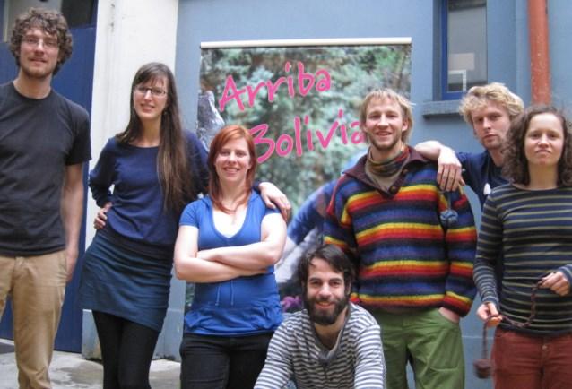Niels Jespers wil Boliviaanse jongeren leren klimmen