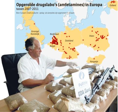 België is drugsparadijs