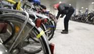 Weesfietsen worden weggehaald aan Sint-Pietersstation