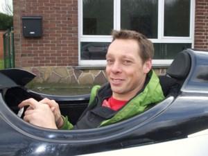 De velomobiel van Wim Delaet (41)