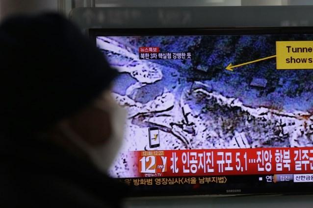 VN-Veiligheidsraad veroordeelt Noord-Koreaanse kernproef