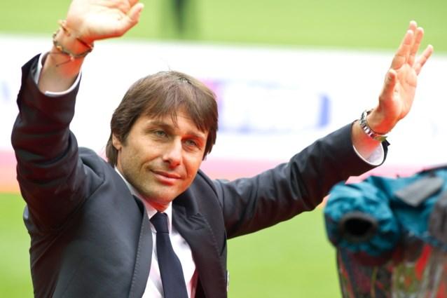 Coach Conte is Italiaanse coach van het jaar