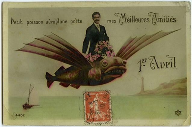 Wedstrijd: ontwerp je 1 april-postkaart