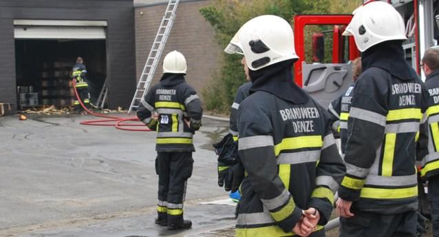 Brandweer voorkomt inferno bij laminaatbedrijf Corijn