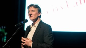 Patrick Janssens neemt cityLaboprijs 2013 in ontvangst
