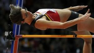 Tia Hellebaut eindigt laatste in finale EK hoogspringen