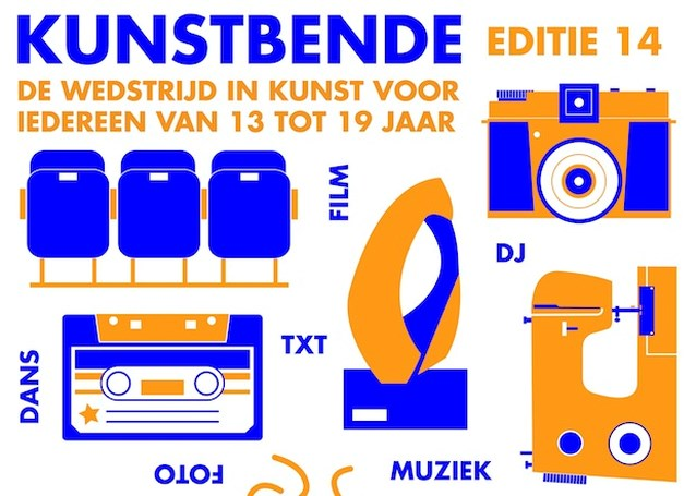 Kunstbende Turnhout: enthousiasme en deodorant