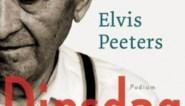 Elvis Peeters op shortlist Libris Literatuur Prijs