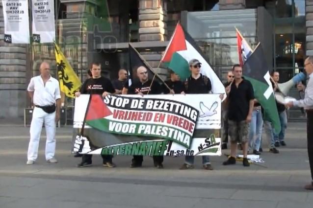 Borgerhout en De Wever in de clinch over betoging neofascisten