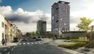 Twin Tower aan Sint-Pietersstation mag gebouwd worden