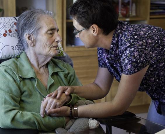Helft Vlamingen verkiest dood boven dementie