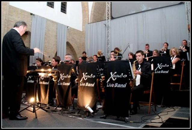 Knipoogdag brengt Xeado Live Band zondagmiddag op Kouter in Gent