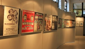 Expo rond oude affiches