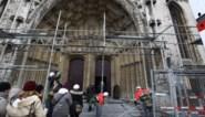 Sint-Baafs verdwijnt vijf jaar in de steigers