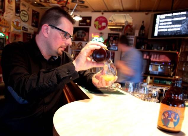 Beginnende brouwer stelt Vals Paterke voor