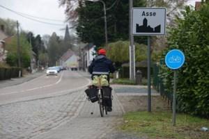 Ligt het slechtste fietspad van Vlaams-Brabant in Asse?