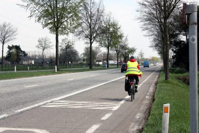 't Hasseltkiezel beste fietspad van Bree