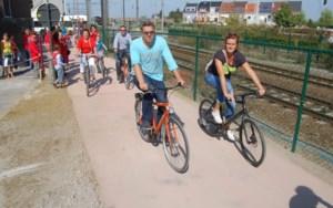 OMA-B route beste fietspad van Asse