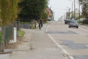 Edingsesteenweg (N285) slechtste fietspad van Asse