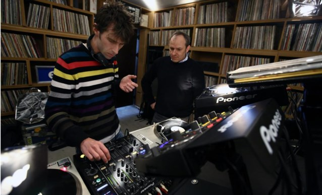 Eerste Belgische dj-school vindt plek aan Kuiperskaai
