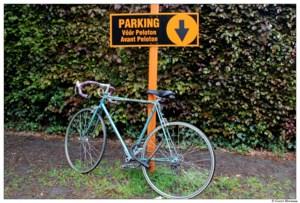Op weg naar de Ronde: waar zijn die bordjes?