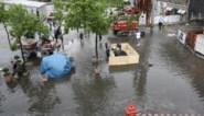 Doorboorde waterleiding zet Vrijdagmarkt blank