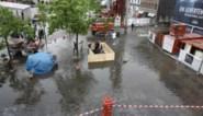 FOTO. Doorboorde waterleiding zet Vrijdagmarkt blank