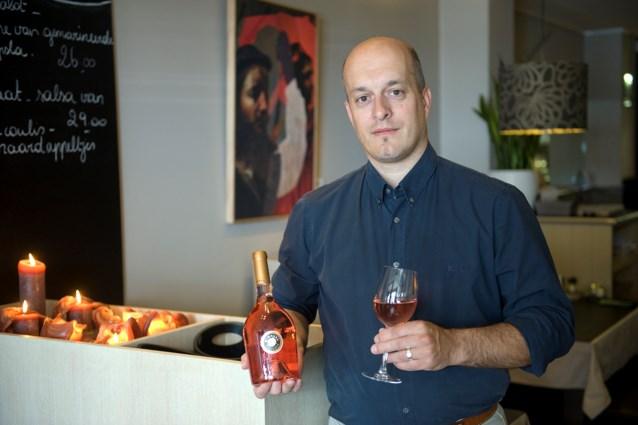 Restaurant Sophie's Choice schenkt  wijn van Angelina Jolie en Brad Pitt