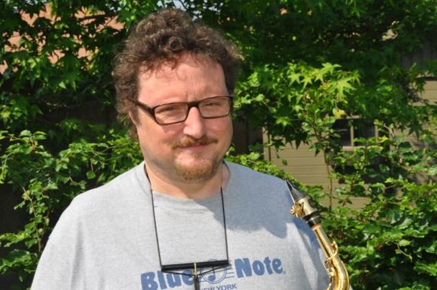 Frank Vaganée maakt muziek Ommegang