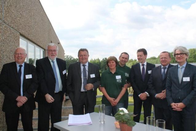 'Preibedrijf uit Meldert is voor ons prototype van innovatie'