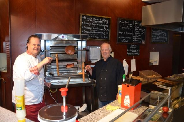 SHOP. Bratwursten in hartje Brugge