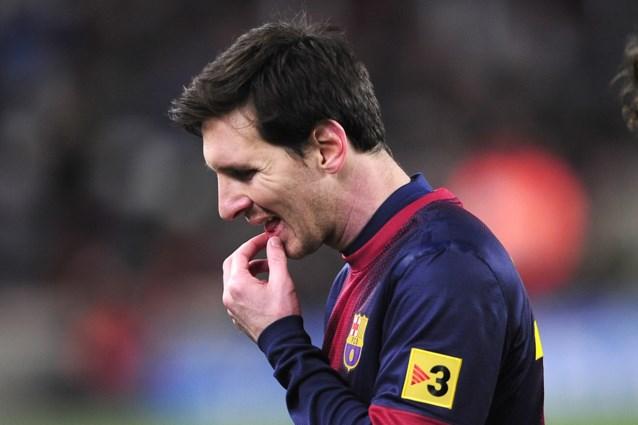 Messi schrijft tien miljoen euro over naar belastingen