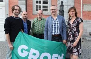 Groen kiest nieuw bestuur