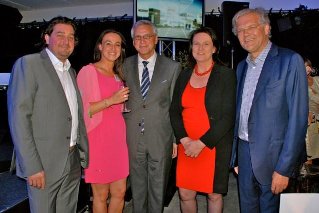 Kris Peeters opent Vlaemynck Business Center in Tielt