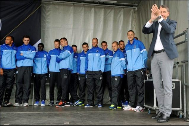 Nieuw stadion en oefencomplex voor Club Brugge op komst