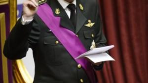 Filip is nieuwe koning der Belgen