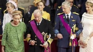Ook koning Albert stelt medewerkers aan