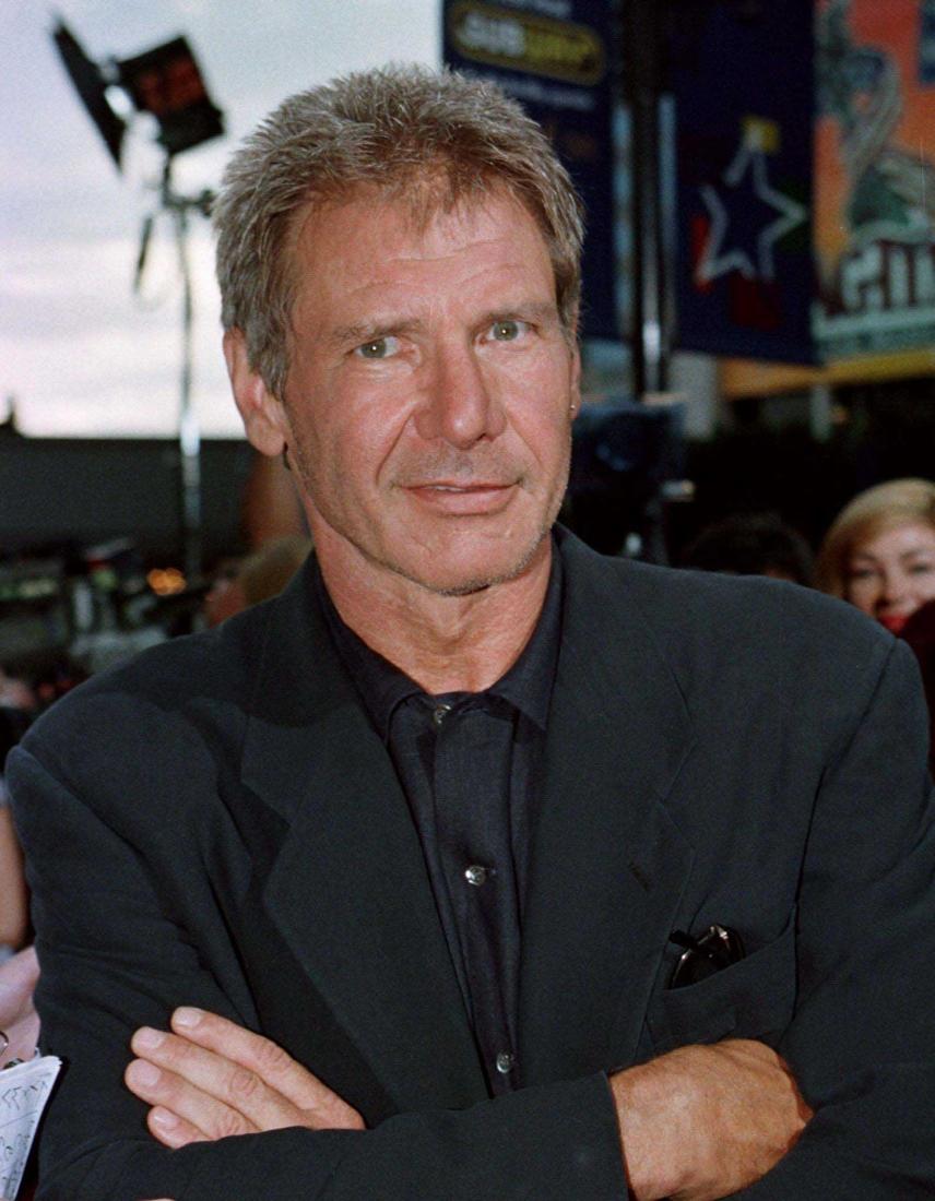 Harrison Ford vervangt ontslagen Bruce Willis in derde