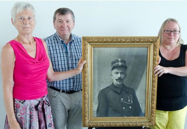 Foto gefusilleerde Kamiel Van Buynder verhuist naar Temse