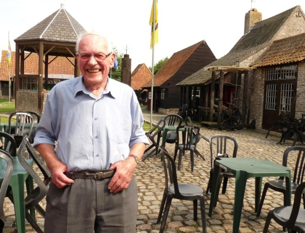 92-jarige directeur schreeuwt om meer bezoekers in zijn 'Kleine Bokrijk'