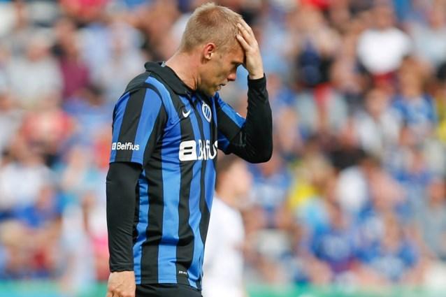 Club Brugge: wel Gudjohnsen en Fatai, geen Wang en De Bock