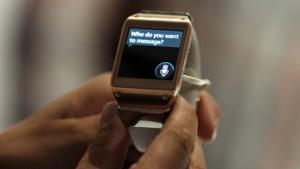 Samsung stelt smartwatch voor