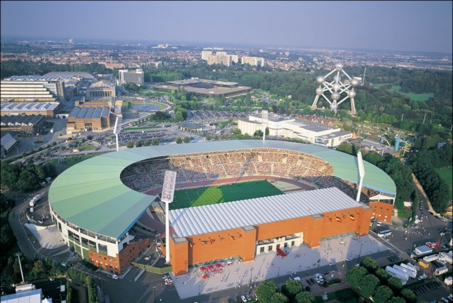 Vervoort bevestigt akkoord over stadiondossier