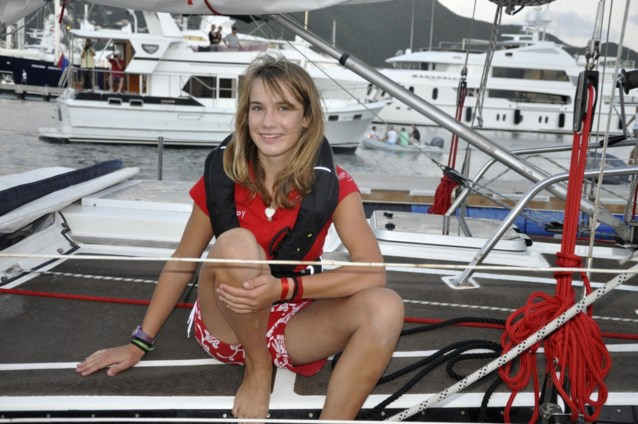 Vriend 'zeilmeisje' Laura Dekker is 13 jaar ouder