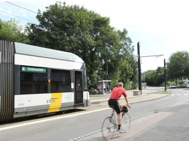 Eerste huizen plat voor verlenging tram in Zwijnaarde