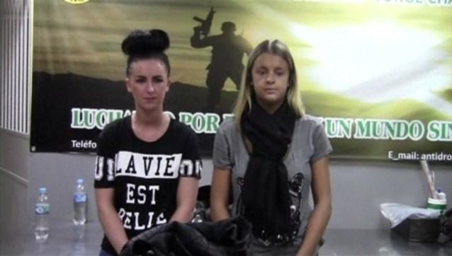 20-jarige Britse: 'Ja, ik heb bewust cocaïne gesmokkeld'