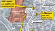 Buurt aan Sint-Pietersstation krijgt nog een studentenhome bij