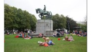 Grote Autoloze Zondag-picknick in Zuidpark