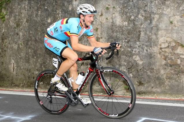 Edward Theuns neoprof bij Topsport Vlaanderen-Baloise